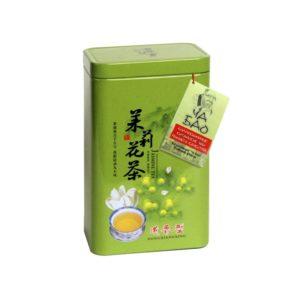 Чай Ча Бао Жасминовый зеленый 100 гр ж/б