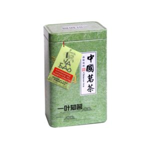 Чай Ча Бао Зеленый шёлк зеленый 100 гр ж/б