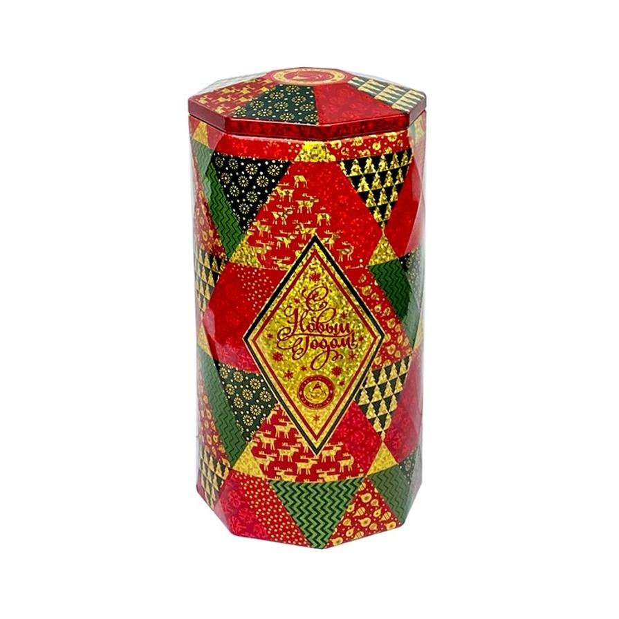 Чай ИМЧ Феерия блеска Красная черный 50 гр ж/б