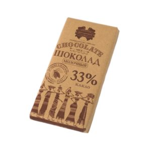 Шоколад Коммунарка Крафт Молочный 90 гр