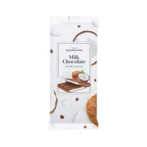 Шоколад Коммунарка с Кокосовой нугой молочный 85 гр