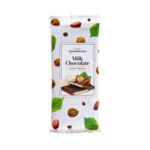 Шоколад Коммунарка с Ореховой нугой молочный 85 гр