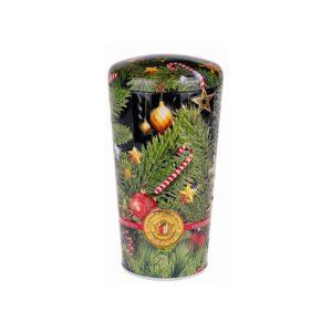 Чай Челтон ваза С Рождеством черный 100 гр ж/б
