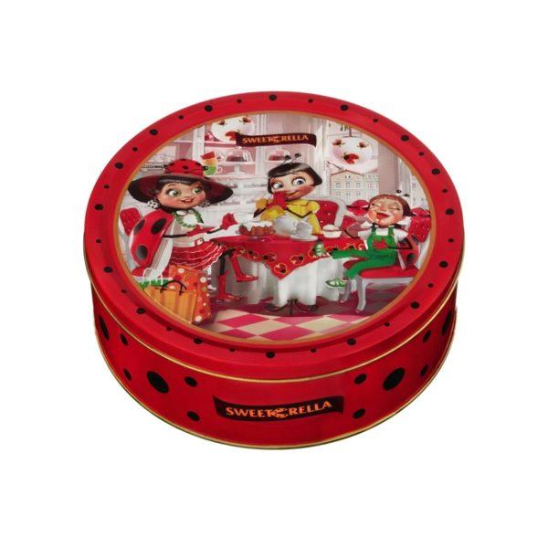 Набор печенья Sweeterella Американер Ассорти 560 гр ж/б