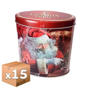 Чай London Pride Дедушка Мороз черный 100 гр ж/б (15 шт)