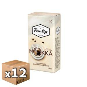 Кофе Paulig Mokka молотый для чашки 250 гр м/у (12 шт)