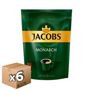 Кофе Jacobs Monarch растворимый 240 гр м/у (6 шт)