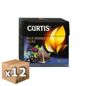 Чай черный Curtis Blue Berries Blues 20 пакетиков (12 шт)