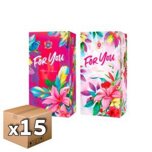 Чай черный Hyleys FOR YOU Романтика 25 пакетиков (15 шт)